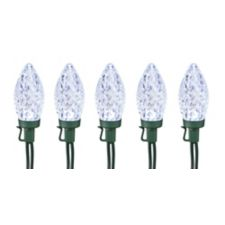 Noma C9 Outdoor Led Lights 25 Count Cool White