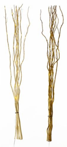 CANVAS Battery Operated Fairy Branches, Assorted
