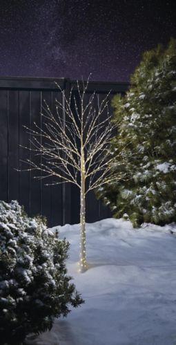 CANVAS LED Starry Night Tree, Warm White, 6-ft Product image