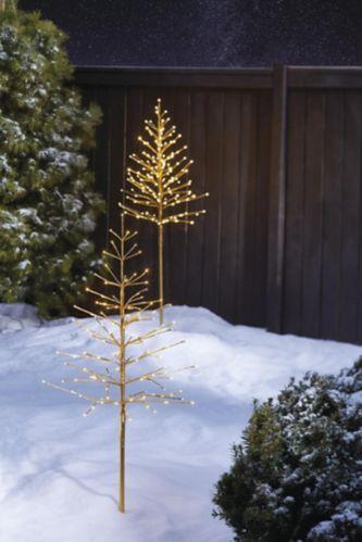 CANVAS LED Golden Trees, Warm White, 2-pk Product image