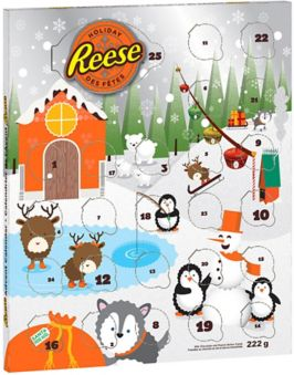 Calendrier Avent Kinder 2020.Reese Advent Calendar Canadian Tire