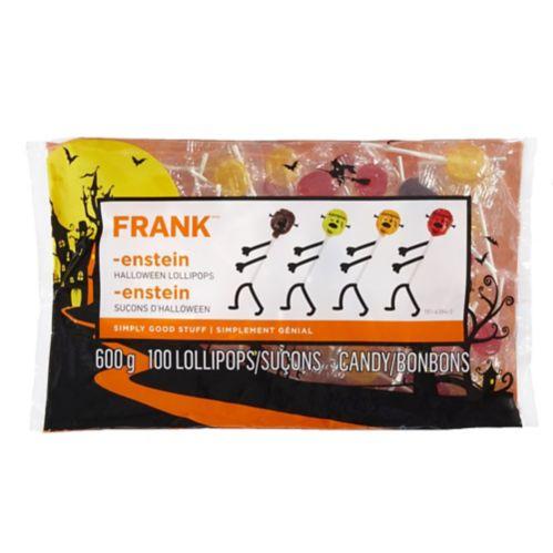 Sucettes FRANK, 600 g Image de l'article