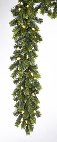 NOMA Aspen C9 LED Garland, 9-ft Product image