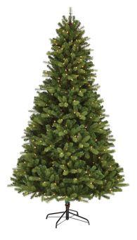 Lighted Christmas Tree.Noma Durand Pre Lit Christmas Tree 7 Ft