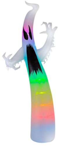 Airblown Colour-Changing Ghost Halloween Inflatable, 12-ft Product image