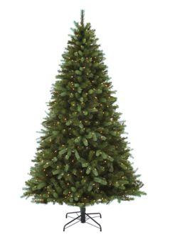 Noma Pre Lit King Christmas Tree 7 5 Ft
