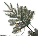 CANVAS Pre-Lit Glacier Blue Spruce Christmas Tree, 7-ft   CANVASnull