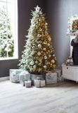 CANVAS Pre-Lit Glacier Blue Spruce Christmas Tree, 7-ft | CANVAS | Canadian Tire