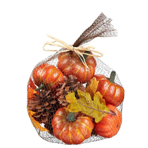 CANVAS Pumpkin & Pine Cone, Assorted Product image