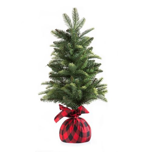 CANVAS Mixed Tip Tabletop Tree, Assorted, 24-in
