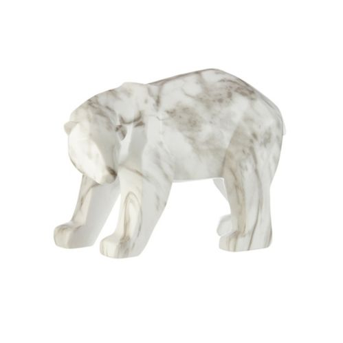CANVAS Marble Animal Figurine, Assorted, 8-in Product image