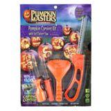 Nécessaire de sculpture Pumpkin Masters avec scie coupe-couvercle   Signaturenull