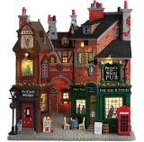 Lemax Village, English Alleyway | Lemaxnull