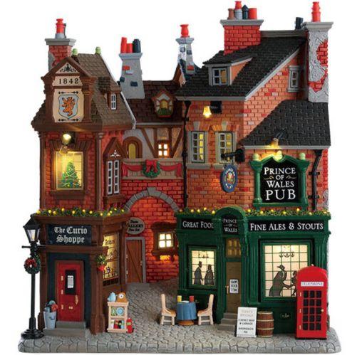 Lemax Village, English Alleyway Product image