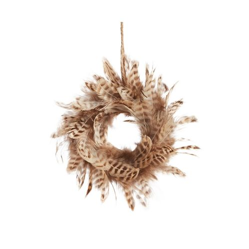 CANVAS Gold Collection Feather Wreath