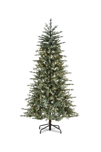CANVAS Micro-Brite Pre-Lit Normandy Fir Christmas Tree, 7-ft Product image