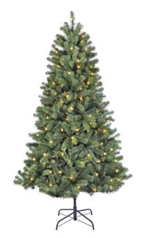 finest selection b632f 417c6 NOMA Pre-Lit Kawartha Christmas Tree, 6.5-ft | Canadian Tire