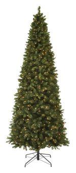 Tall Slim Christmas Tree.Noma Pre Lit Slim Christmas Tree 9 Ft Canadian Tire