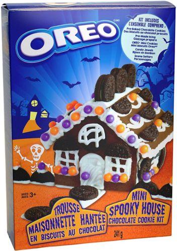 Trousse mini maison effrayante chocolat Oreo Image de l'article