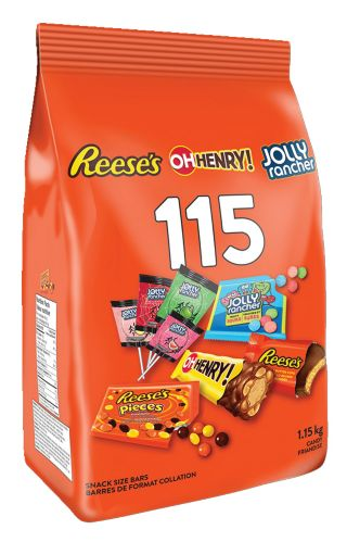 Chocolats et bonbons Hershey's, paq. 115 Image de l'article