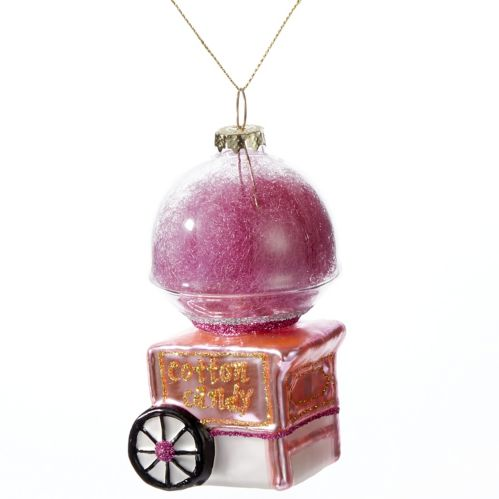 CANVAS Brights Collection Cotton Candy Machine Ornament
