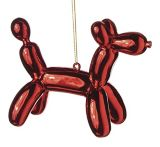 CANVAS Brights Collection Balloon Dog Ornament, Assorted | CANVASnull
