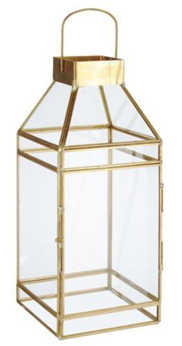 CANVAS Glass Terrarium Lantern, 11-in Product image