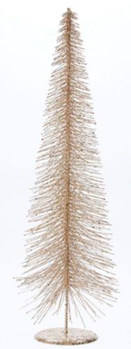 CANVAS Glitter Bottle Tree, Assorted, 24-in