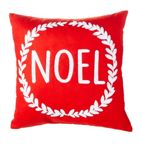 CANVAS Noel Felt Decorative Cushion, Assorted Product image