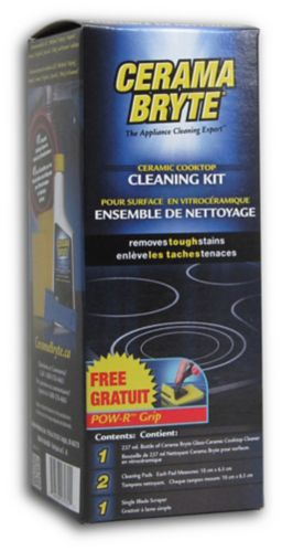Ceramabryte Cooktop Cleaning Kit, 237-mL