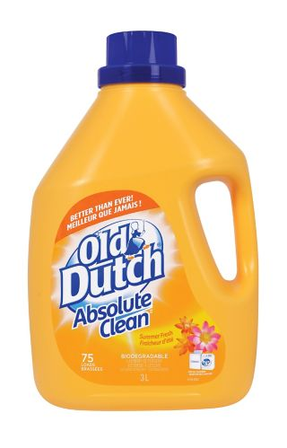 Old Dutch Absolute Clean Summer Fresh Liquid Laundry Detergent