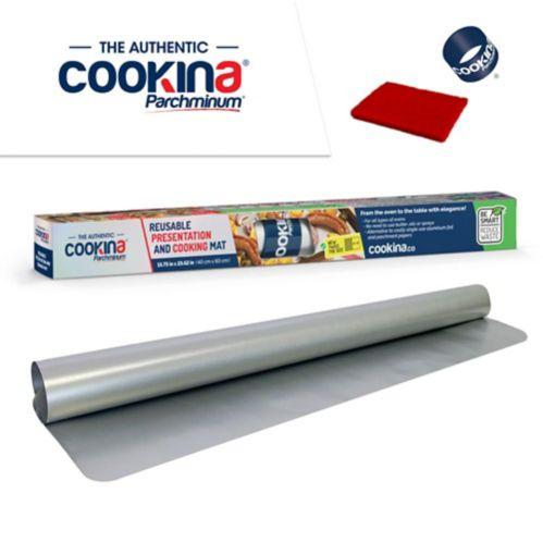 Feuille de cuisson et de présentation réutilisable Cookina Parchminum Image de l'article