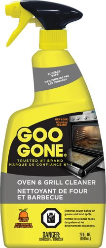 Goo Gone Oven & Grill Cleaner