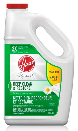 Hoover Deep Clean & Restore Carpet Cleaning Formula, 128-oz Product image