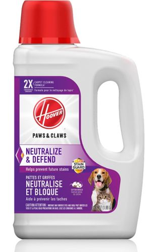 Hoover Paws & Claws Carpet Cleaning Formula, 1.89-L Product image