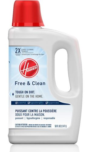 Hoover Free & Clean Carpet Cleaning Formula, 1.47-L Product image