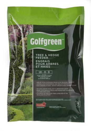 Engrais pour arbres et haies Golfgreen, 18-8-8, 5 kg Image de l'article