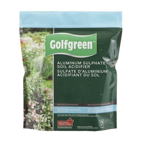 Golfgreen Aluminum Sulphate Soil Acidifier, 1.7-kg Product image