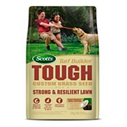 Scotts Turf Builder Tough Custom Grass Seed, 1.4-kg