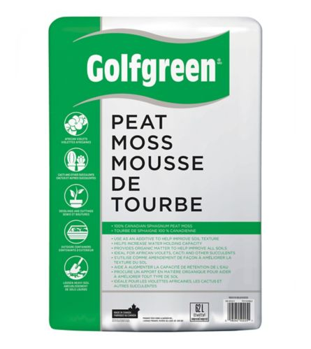 Golfgreen Peat Moss, 2.2-cu.ft. Product image
