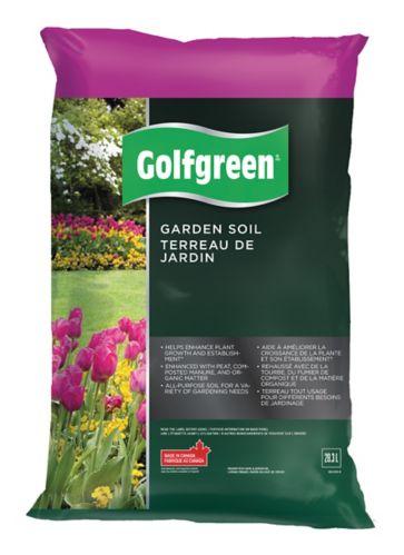 Golfgreen Garden Soil, 28.3-L