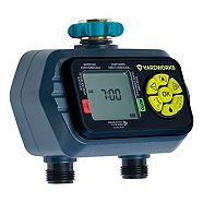 Yardworks Dry Seal 2-Zone Digital Water Timer