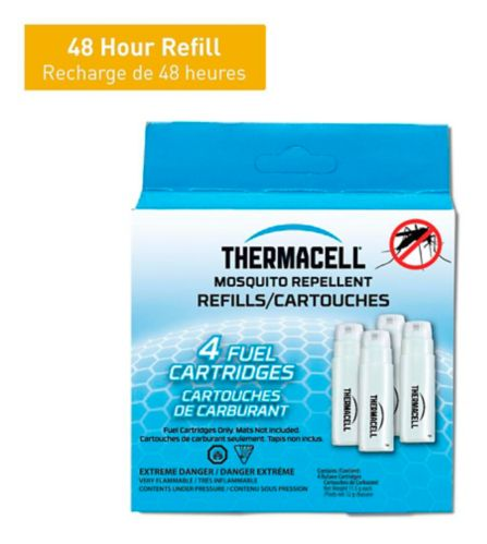 Thermacell Mosquito Repellent Butane Cartridge Refills, 4-pk Product image