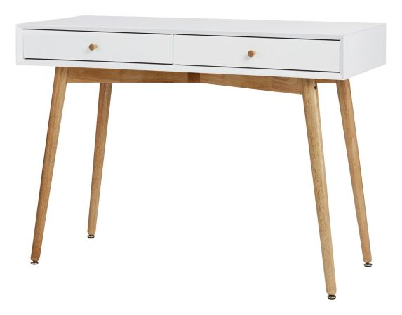 CANVAS Copenhagen Desk, White