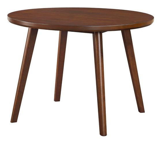 CANVAS Hartford Round Dining Table, Walnut, 42-in Product image