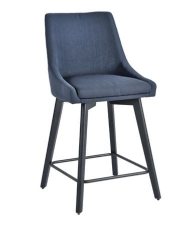 CANVAS Eve Stool, Navy Product image