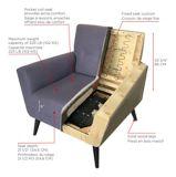 CANVAS Baillie Accent Chair   CANVASnull