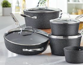 HERITAGE THE ROCK COOKWARE