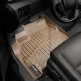WeatherTech® Custom Front Floor Liner Kit, Tan | WeatherTech | Canadian Tire