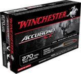 Winchester Accubond 270 WIN 140-Grain Ammunition | Winchester | Canadian Tire